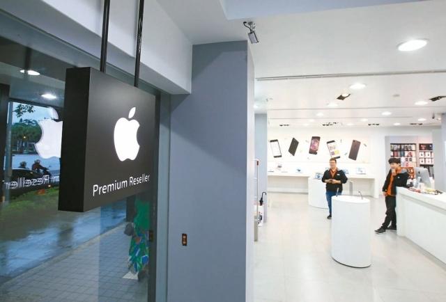 蘋果啟動「返校專案」,商機上看百億元,將帶動相關供應鏈業績表現。 本報系資料庫
