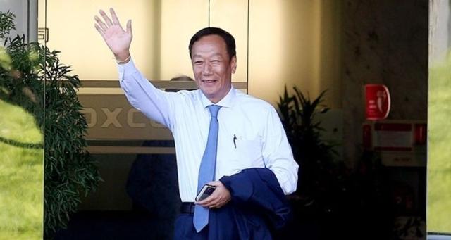 鴻海董事長郭台銘。 聯合報系資料照