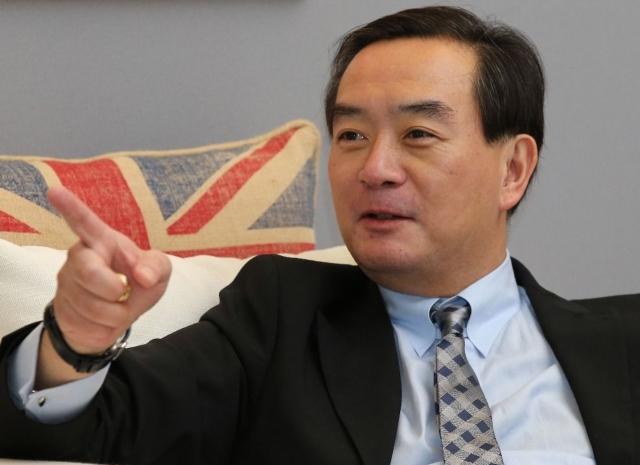 中華汽車董事長嚴凱泰。 圖/聯合報系資料照
