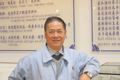 TYC chairman Wu Chun-chi. (photo provided by UDN)