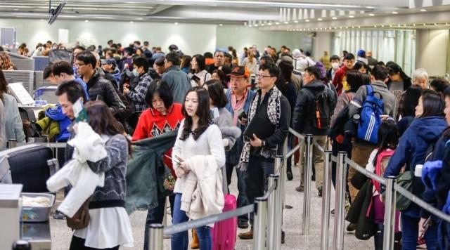 國際航空協會(IATA)表示,在全球航空業者上半年運客量締造12年來最大成長幅度後,北半球今夏旅遊旺季的航空需求預料將刷新紀錄、創新高。本報資料照片