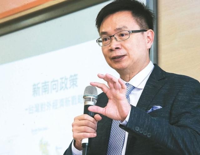 外貿協會董事長黃志芳。 本報資料照片