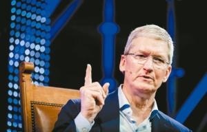 Cens.com News Picture 謝金河:蘋果市值朝1兆美元目標前進
