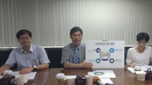 Cens.com News Picture 科技廠擔心用電 陳良基:引進儲電技術、發展綠能