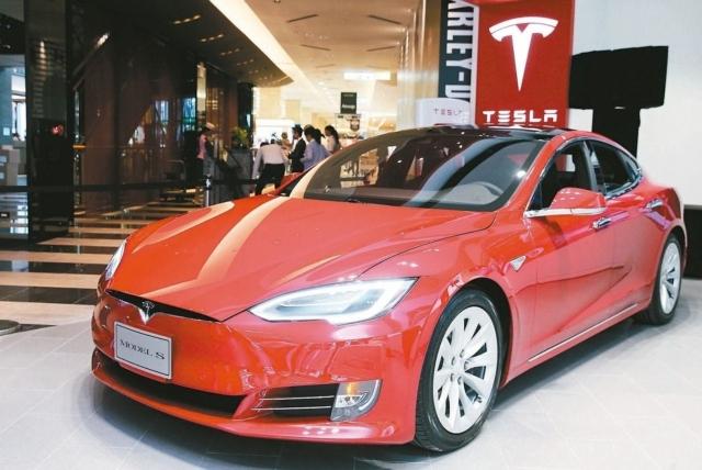 Tesla Model S 本報系資料庫