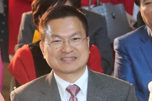彰化縣長魏明谷 圖/聯合報系資料照