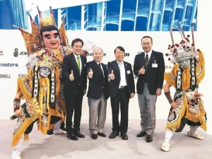 Cens.com News Picture Taiwan Machine Tool Makers Garner Orders Worth Over US$3 Billion on First Day of EMO Show