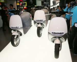 Cens.com News Picture Taiwan-Based Electric Bike Maker Gogoro Raised US$300 Million in Its Latest Funding