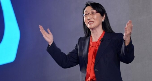 Cher Wang, a co-founder and chairperson of HTC (photo provided by UDN.com).