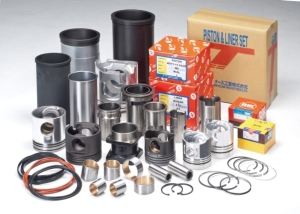Cens.com News Picture Kuan Kung Machinery Corp.<h2>Pistons, Piston Pins, Piston Rings, Cylinder Liners & Sleeves, Bushings, O-rings</h2>