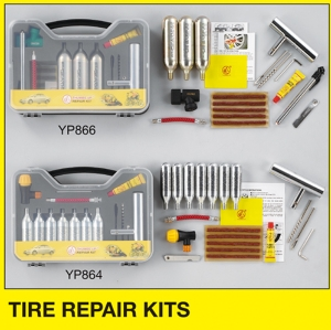 Cens.com News Picture Ying Paio Enterprise Co., Ltd.<h2>Auto repair kits, motorcycle repair kits, aluminum tubes</h2>