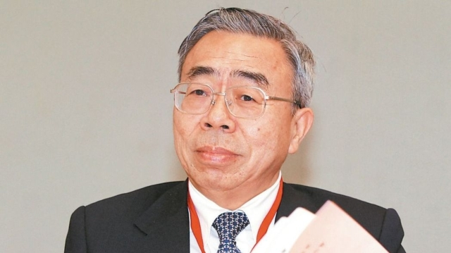 台塑集團總裁王文淵。 報系資料照