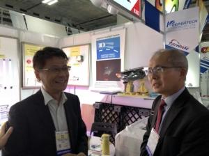 Cens.com News Picture AAPEX 經濟日報展團 展現台灣精品級汽車零配件實力