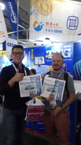 Cens.com News Picture TTG Enjoys Positive Feedback from Professional Buyers during AAPE...