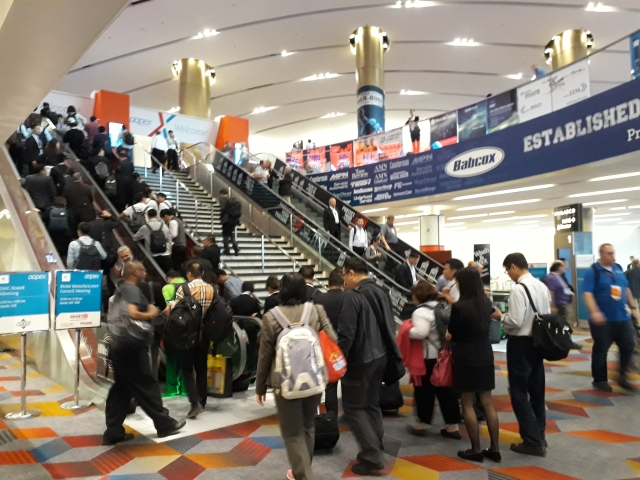 AAPEX 2017 effectively attracted over 170,000 visitors, including more than 44,000 targeted buyers, from all over the world (photographed by Dennis Hsiao).