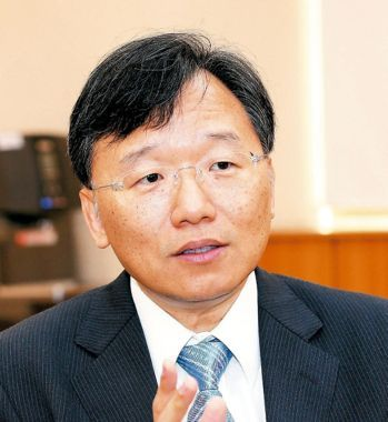 Biing-Jye Lee, chairman of Epistar. (photo provided by UDN.com)