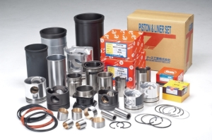 貫宏精機的引擎零件深受客戶信賴。貫宏/提供