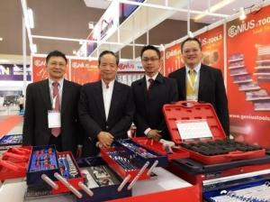 Cens.com News Picture 台灣手工具公會組團 印尼拓商機