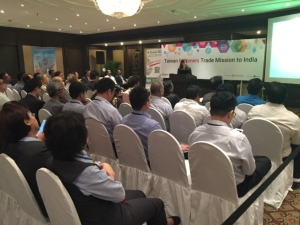 Cens.com News Picture Taiwan Fastener Trade Mission to India Works to Interest More Glo...