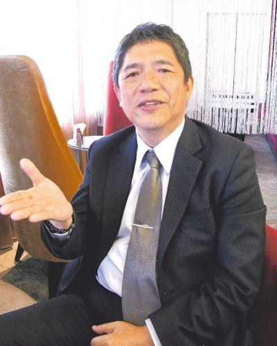 東台集團董事長嚴瑞雄 本報系資料庫