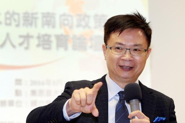 貿協董事長黃志芳。 (本報系資料庫)