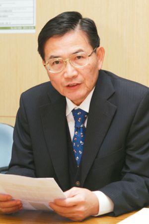 南亞科技總經理李培瑛。 本報系資料庫