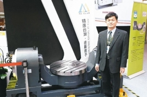Cens.com News Picture Parkson Wu Deemed as High-profile Rotary Table and Swivel Head Su...