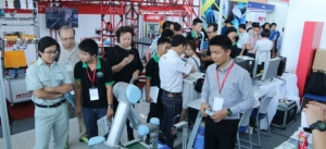 Cens.com News Picture VIMF 2018 Consolidates Status as Vietnam's Top Exhibition for Ind...
