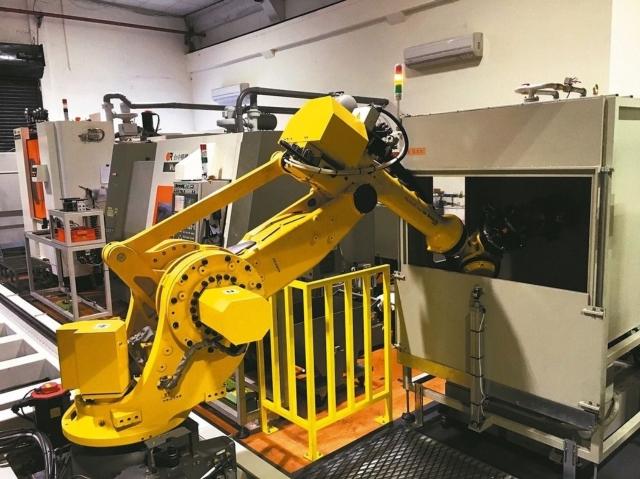 工研院產業經濟與趨勢研究中心(IEK)今日宣布調升2018年台灣製造業產值成長率為3.49%。 報系資料照