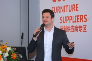 Cens.com News Picture 中国广州国际家具生产设备及配料展览会2018定制供应商专区媒体发布会成功举办
