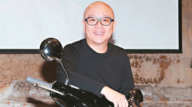 Horace Luke, CEO and founder of Gogoro (photo provided by UDN.com)