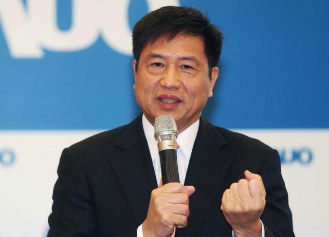 友達光電董事長彭双浪。 聯合報系資料照片/記者林俊良攝影