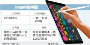 Cens.com News Picture 新低價iPad來了 供應鏈補
