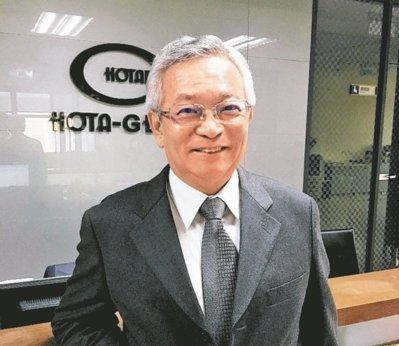 David Shen, chairman of Hota (photo provided by EDN.com).
