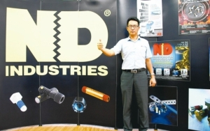 ND to Maintain Its Lead in Global Market for Fasteners</h2>