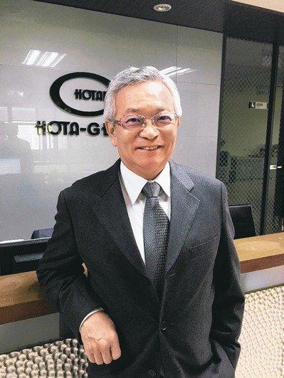 David Shen, Chairman of Hota (photo provided by EDN.com)