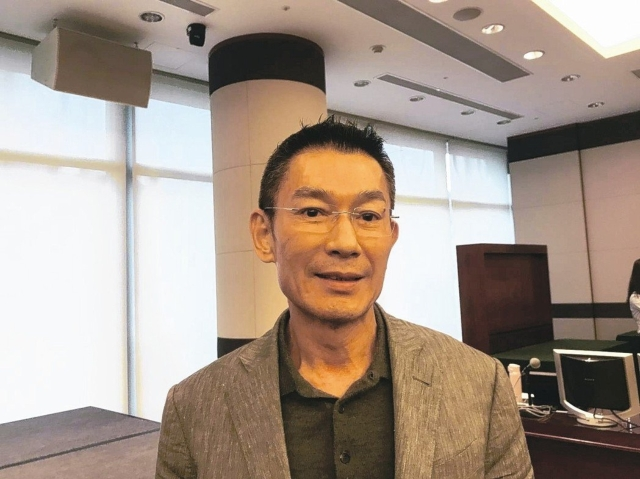 為升董事長尤山泉 (本報系資料庫)