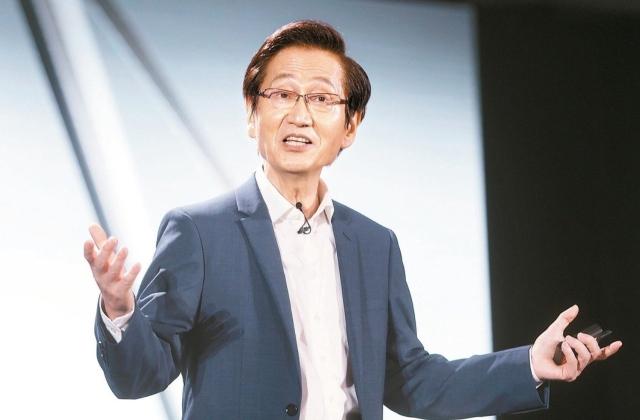 Jonney Shin, chairman of ASUSTek. (photo provided by UDN.com)