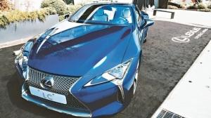 Cens.com News Picture Lexus卖赢BMW 跃豪华车二哥