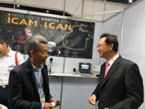 Cens.com News Picture 驻泰代表访厂商 提供协助