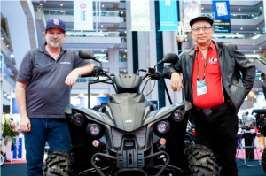 MPN's Editor-at-large Provides Holistic, In-depth Insights into U.S. Market for Powersports</h2><p class='subtitle'>Industry veteran suggests Taiwanese suppliers establish market presence as priority</p>