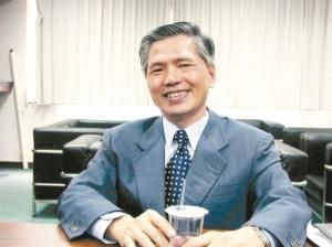 钻全董事长赖明达 图/经济日报