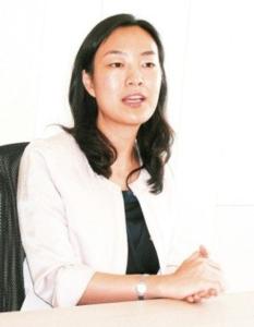 寶成執行長蔡佩君 圖/聯合報系資料庫