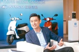 Cens.com News Picture 光陽8月衝電動機車版圖 主打充電式