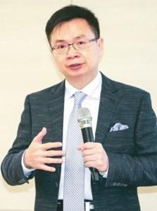 外貿協會董事長黃志芳 圖/聯合報系資料庫