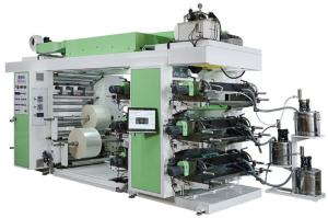 Lee Yeun's HSP-610 flexographic printing machine.