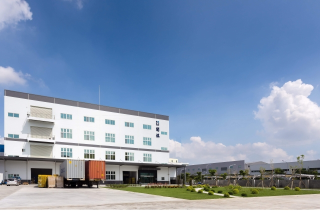 WENCHI`s manufacturing plant. (photo courtesy of WENCHI & BROTHERS CO., LTD.)