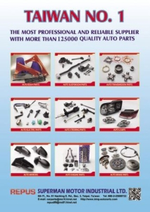 Cens.com News Picture Superman Motor Ind. Ltd. --Auto body parts, body panels, lamps, m...
