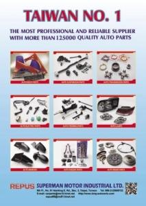 Cens.com News Picture Superman Motor Ind. Ltd. --Auto body parts, body panels, lamps, m...
