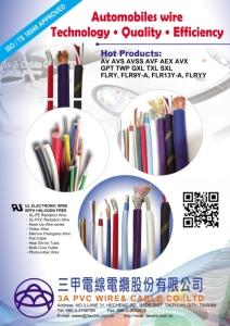 Cens.com News Picture 3A PVC WIRE & CABLE CO., LTD